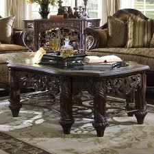 Coffee Table Michael Amini Furniture Designs Pietro Inside