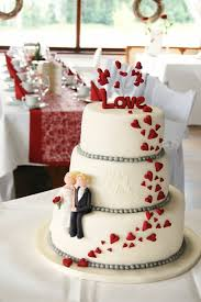 Find This Pin And More On Hochzeitstorten By S Sterreicher Simple Heart Wedding Cakes