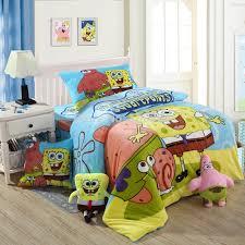 zspmed of spongebob bed set