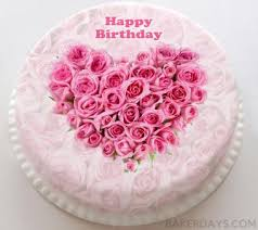 Happy Birthday Cakes With Roses Latest New Wallpapers line