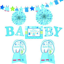 Amazoncom Unomor Baby Shower Decorations For Boys Boy Baby Shower