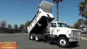 100 International Truck Sales 2003 2574 14 Dump For Sale 61K Miles Ex