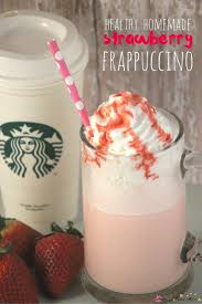 Starbucks Strawberry Frappuccino Recipe Sugar Spice And Glitter