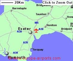 bureau de change exeter exeter airport ext guide flights