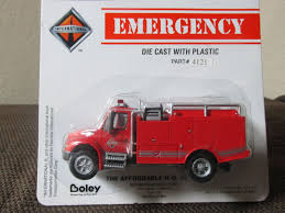 100 Boley Fire Trucks Emergency Brush Pumper 412111 EBay