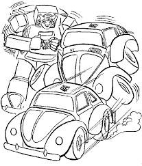 Best Transformers Prime Coloring Pages Online