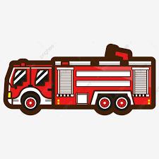 100 Fire Trucks Unlimited Cartoon Truck Material Elements Ai Cartoon