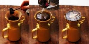 C Andersonscoffee 2013 The Bentz Coffee Filter In Action