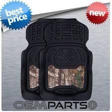 100 Camo Floor Mats For Trucks 2x New Realtree Xtra Front Uflage Truck SUV Car
