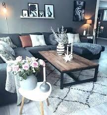 wohnzimmer ideen farbe grau