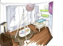 dressing chambre bebe accueillir un bébé dans un 3 pièces côté maison