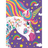 Paintworks174 Unicorn Paint By Number Kit