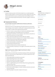 Promoter Resume Example & Writing Guide | 12 Samples | PDF | 2019 Unforgettable Restaurant Sver Resume Examples To Stand Out Sample In Pdf New Best Samples Job Valid Employment Awesome Free Collection 55 Template Model Professional Cashier Walmart Self Employed Of Stock 16 Inspirational Office Assistant Fice Architect Elegant Company Portfolio Save Financial Analyst Example Euronaidnl Beginner For Beginners Extrarricular Acvities