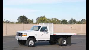 1997 Ford F350 4x4 9' Flatbed Dump Truck - YouTube Awesome 2000 Ford F250 Flatbed Dump Truck Freightliner Flatbed Dump Truck For Sale 1238 Keven Moore Old Dump Truck Is Missing No More Thanks To Power Of 2002 Lvo Vhd 133254 1988 Mack Scissors Lift 2005 Gmc C8500 24 With Hendrickson Suspension Steeland Alinum Body Welding And Metal Fabrication Used Ford F650 In 91052 Used Trucks Fresno Ca Bodies For Sale Lucky Collector Car Auctions Lot 508 1950 Chevrolet