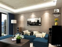 interior fetching image of modern minimalist living room