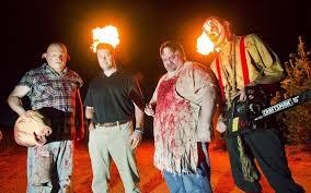 Pumpkin Patch Topeka Ks by Closed Coffin Rides Evil Clowns Chainsaw Maniacs It U0027s Haunted