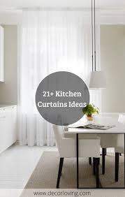 Kitchen Curtain Ideas Pictures 21 Kitchen Curtains Ideas To Dress Windows In A Modern Way