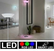 stehleuchten smart home rgb led steh leuchte ess zimmer