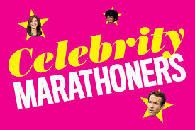 Joe Strummer Mural The Division by Can You Beat These Celebrity Marathoners Runner U0027s World