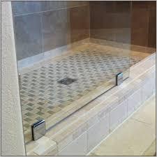 tile shower pan fiberglass tiles home decorating ideas