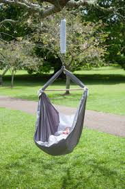 Searsca Patio Swing by Give Your Baby The Best Nights Sleep With Natural Fabric Baby