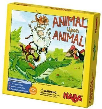Haba Animal Upon Animal Stacking Game
