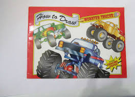 100 How To Draw A Monster Truck Step By Step To S Georgene Griffin 9781561567720 Mazon