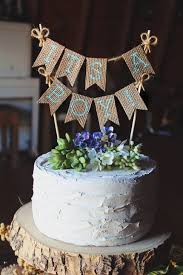 Best Rustic Baby Shower Cake Ideas