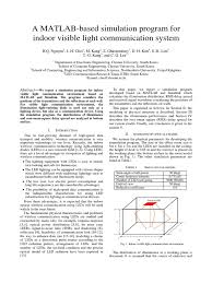 Alameda County Itd Help Desk by Lifi Matlab Pdf Light Emitting Diode Root Mean Square