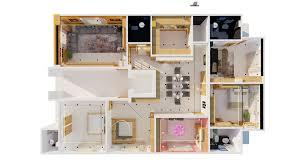 100 Best Home Interior Design Interior Design Supervision All Kind Of Material Installation PER SFT 1200 TK