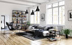 industrial wohnzimmer homify