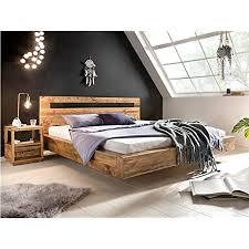 woodkings holz bett 180x200 marton doppelbett massiv holz schlafzimmer möbel doppelbett schwebebett rustikale naturmöbel echtholzmöbel rec pinie