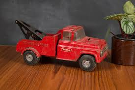 1960's Vintage Buddy L Red Tow Truck - Towing Service Truck ... Vintage Buddy L Zoo Ranger Pickup Truck And 22 Similar Items Tow 1513 Dump 3 Listings Vintage 1960s Red Ford Pressed Steel For 1960s Mack Hydraulic Mammoth Quarry Dumper Long Createmepink Antique Toy Truck Stock Photo 15811995 Alamy Famous 2018 Museum Information Pictures Appraisals Walter Tower Fire Copake Auction Inc Review Of 1970 Buddy Toy American La France Fire Engine 4 X Trucks In Peterborough Cambridgeshire Gumtree