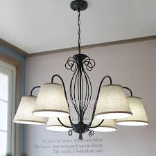 6 light modern rustic chandeliers 28 7 inch diameter for living room