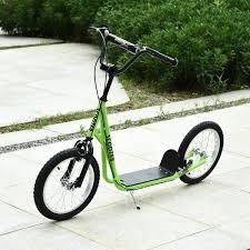 homcom kinderroller scooter tretroller cityroller kinder