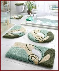 badezimmer vorleger matten möbel wohnen badematte grün