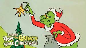 The Grinch Christmas Tree Star by Christmas Christmas Watch How The Grinch Stole Amazon Com Dr