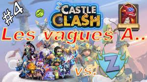 Pumpkin Duke Castle Clash Hack by Castle Clash Fr Les Vagues A Je Teste La Vague Ac Youtube
