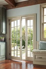 French Patio Doors With Built In Blinds by French In Swing Patio Door Wood Vinyl U0026 Fiberglass Series