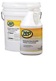 Automatic Floor Scrubber Detergent by Zep Distribution Automatic Floor Scrubber Solution Concentrate