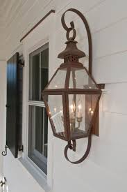 Gas Lamp Mantles Outdoor by Best 25 Copper Lantern Ideas On Pinterest Copper Accents Gold