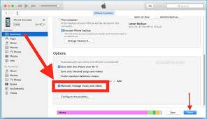 How to music from iTunes to iPhone EaseUS