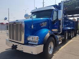 100 Truck Brand 2020 Peterbilt 567 DUMP TRUCK BRAND NEW Mississauga