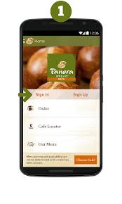 Redeem MyPanera Rewards From The Panera Bread Android App