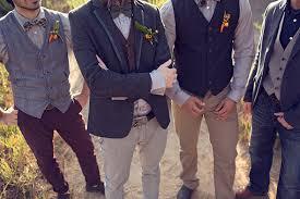 Rustic Wedding Photos Grooms Casual Suit Ideas