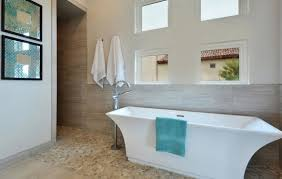 Relax In Your New Tub: 35 Freestanding Bath Tub Ideas   Home ... Best Bathroom Shower Tile Ideas Better Homes Gardens Bathtub Liners Long Island Alure Home Improvements Great Designs Sunset Magazine Door Design Wall Pictures Wonderful Custom Photos 33 Tiles For Floor Showers And Walls Relax In Your New Tub 35 Freestanding Bath 30 Backsplash Amazing Bathrooms Amusing Vertical Patterns