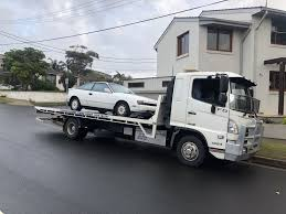 100 Crescent Ford Trucks Towing A Toyota Celica From Curtin Maroubra To Michael
