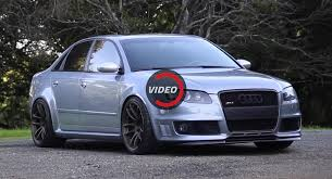 Is Audi s RS4 B7 e The Best Used Sports Sedans You Can Get