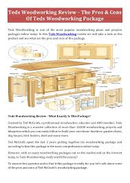 teds woodworking 16 000 woodworking plans save time u0026 money