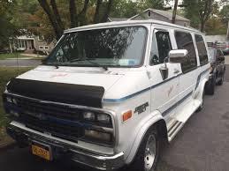 1992 Chevrolet G20 Van